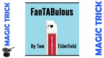 FanTABulous by Tom Elderfield - Card Magic Trick