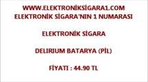 Elektronik Sigara 1 - Delirium Pil Elektronik Sigara Batarya