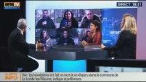 BFM Politique: L'interview BFM Business, Claude Bartolone répond aux questions d'Hedwige Chevrillon - 19/01 2/5