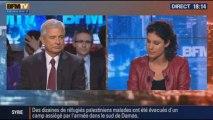 BFM Politique: L'interview de Claude Bartolone par Apolline de Malherbe - 19/01 1/5