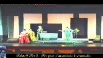 Falstaff Act 2  :  Fra poco s' incomincia la commedia & Smyrna State Opera and Ballet