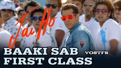 BAAKI SAB FIRST CLASS extrait du film JAI HO - VOSTFR