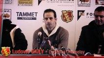"""Giuly : """" Faire un deuxième exploit face à Monaco pour le club et pour nous """""""