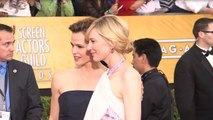 Red Carpet Roundup - SAG Awards Red Carpet: Celebs Talk Fashion, Burgers and Famous Co-Stars