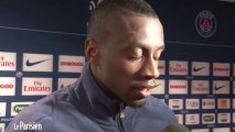 """Blaise Matuidi : """"Au PSG, il y a énormément de talents"""""""