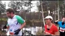 33e cross Ouest-France Pays de la Loire...10 KM -REPORTAGE AVEC MARIO ET SON PETIT VELO Le Mans 18 et 19 janvier ..