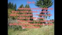 Kako se Zeko Zekonja namečio da uzima pare na reklamama ( Odluka o komunalnom redu)