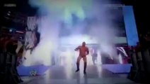 WWE Batista Returns to WWE Raw 1_20_14 Confronts Orton and Triple H