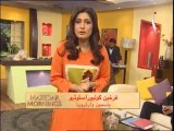 Mazedar Morning with Yasmeen on Indus Television 20-01-2014 Part 01