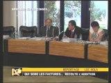 AGDE - 2007 - QUI SEME LES FACTURES - RECOLTE L'ADDITION - CM MAI