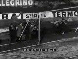L'incontro di calcio Juventus-Roma