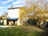 AG3149 Agence immobilière Gaillac.Maison de ville de 150m², 4 chambres, 2SDE,  avec piscine, garage et jardin de 588m², Gaillac centre ville .