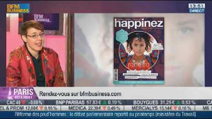 Le Rendez-vous du jour: Nathalie Cohen, Happinez, dans Paris est à vous – 20/01