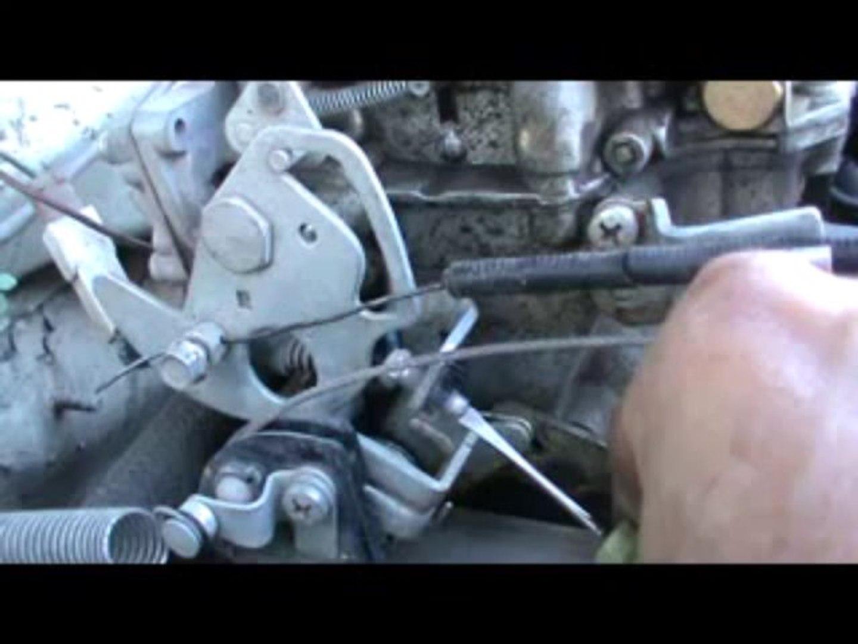 Настройка карбюратора ДААЗ 21083 своими руками, регулировка подсоса