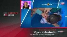 Zap' Sport : Rafael Nadal amoché, Mary Pierce l'évangelique