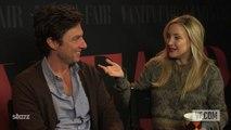 "Sundance Film Festival - Zach Braff and Kate Hudson on ""Wish I Was Here"""