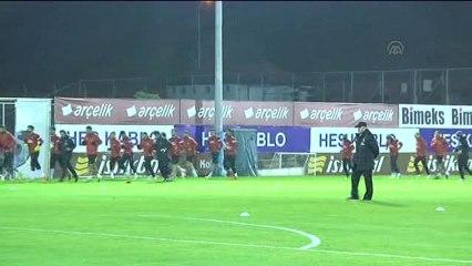 Trabzonspor, Beşiktaş Maçının Hazırlıklarına Başladı