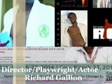 "Director, Playwright, Actor Richard Gallion talks about his new play ""Desperate"""