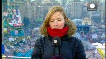 """Angelina Kariakina, euronews: """"La violencia en Ucrania no estaba premeditada"""""""