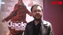 """A Rennes, Riad Sattouf nous parle son nouveau film """"Jacky au royaume de filles"""""""