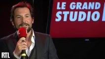 Régis Mailhot en live dans le Grand Studio Humour de Laurent Boyer.