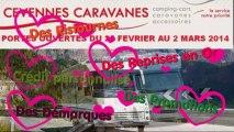 Clip annonce Journées Portes Ouvertes Cévennes Caravanes