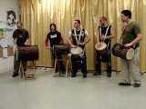 Cours  djembé de Nimba percussion