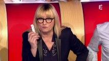 Christine Bravo et sa barrette de cannabis chez Ruquier !