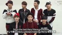 [ENG] Haru Hana Vol.22 message from BTS.22 message from BTS