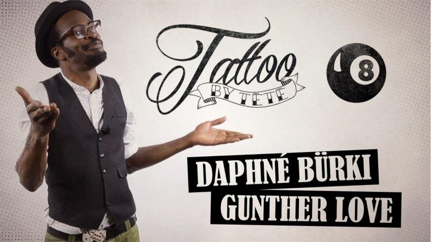 Tattoo by Tété - n°1 - Boule de 8 (Daphné Bürki & Gunther Love)