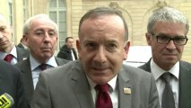 François Hollande présente ses voeux aux acteurs économiques