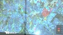 La nouvelle maquette numérique du Conseil général du Val d'Oise