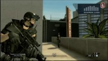 RAINBOW SIX VEGAS 2 / CAPITULO 2 / VIEJA LAS VEGAS / REALISTA (REALISTIC) / THIRD PERSON / NO DEATHS