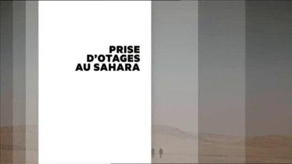 Prise d'otages au Sahara