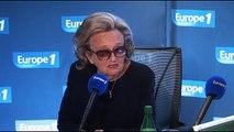 """Bernadette Chirac : """"J'ai écrit un petit mot à Valérie Trierweiler"""""""