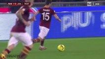 Roma vs Juventus 1-0 Coppa Italia 2014 1/4 Finale TIM CUP