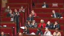 Marie Georges Buffet Intervantion pour le droit des femmes à L'IVG