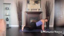 5 Minute Yoga - High Planks