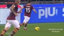 Coppa Italia: Roma 1-0 Juventus  (all goals - highlights - HD)