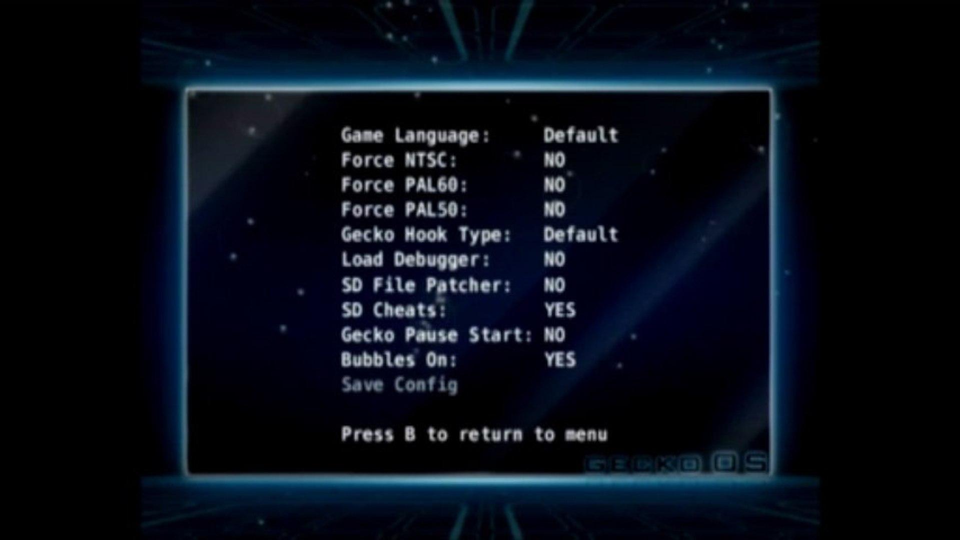 OS-louise Theme for Gecko OS - Wii