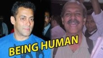 Salman Khan Promotes Being Human But Forgets To Be Human !
