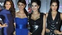 4th Gionne Star Global Indian Music Academy Awards | Sonakshi Sinha, Sunny Leone