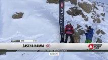 FWT14 - Sascha Hamm - Courmayeur Mont Blanc