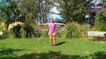 Hula Hoop - Comment s'échauffer en hula hoop