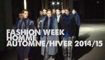 Fashion Week. Fourrure, écharpe, jogging : 3 tendances des défilés homme