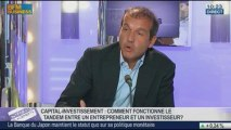 Que s'apportent mutuellement les entrepreneurs et les investisseurs?: Alain Molinié et Denis Champenois, dans Intégrale Placements – 22/01