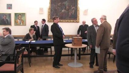 Josef Zeitelhofer (ÖVP) wurde neuer Bürgermeister von Hainburg | HD