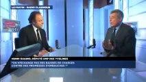 Henri Guaino, invité politique avec Guillaume Durand avec LCI