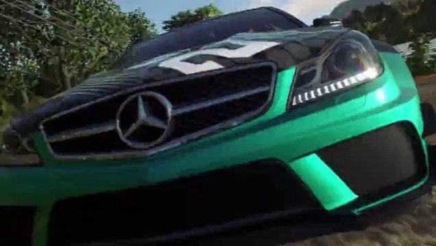 DriveClub Assets