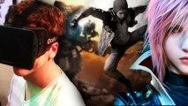 Gamekult l'émission #228 : Oculus Rift, Lightning Returns, les jeux 2014